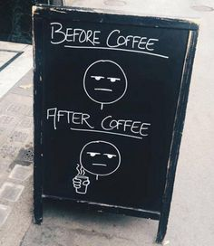 Sometimes Even Coffee Can't Help You
