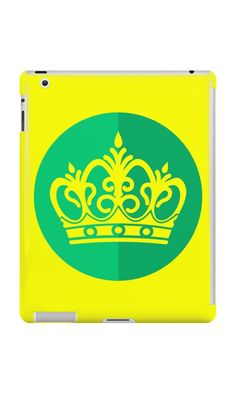 dfa9446f6 'Crown Of Queen' iPad Case/Skin by TheArtism.
