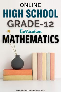 Students should have a demonstrable understanding of the concepts covered in Algebra 2 before enrolling in the next Mathematics Course. Online High School, Algebra 2, School Grades, Mathematics, Curriculum, Student, Education, Math, Resume