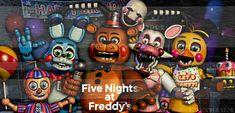 ) by toxic-operator on DeviantArt Freddy S, Toy Bonnie, Foxy And Mangle, Scott Cawthon, Fnaf Drawings, Fnaf 1, Freddy Fazbear, Help Wanted, Modelos 3d