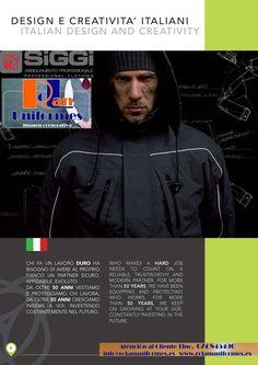 NOVEDAD 2015. Nuevo Catálogo de Vestuario Industrial. ESPECTACULAR!!!!.... http://www.rolanuniformes.es/ropa-trabajo-uniformes-industriales/rolan-siggi-professional/
