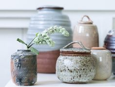 Mt. Washington Pottery- Beth Katz Studio in Frogtown