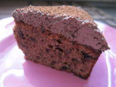 Triple-Chocolate-Cake mit Frosting - Happy Carb Rezepte