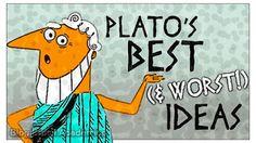 Platão: Melhores e piores ideias  Platão é um dos indivíduos que mais influenciaram o mundo e os pensadores modernos. Mesmo assim algumas de suas ideias não estão resistindo ao teste do tempo.  Poucos indivíduos influenciaram tanto o mundo e tantos pensadores de hoje como Platão a ponto de um filósofo do século 20 classificar toda a filosofia ocidental como uma série de notas de rodapé ao pensamento de Platão. Ele criou a primeira universidade ocidental e foi professor das mentes mais…