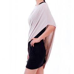 Бесплатная доставка 2013 акции горячие модные уютный мода женская одежда свободного покроя сексуальное платье нерегулярные из двух частей T свитера # 5327, принадлежащий категории Платья и относящийся к Одежда и аксессуары на сайте AliExpress.com   Alibaba Group