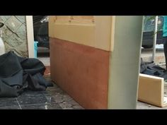service tempat tidur ganti kain oskar - YouTube