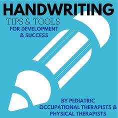 A Complete Guide to Handwriting