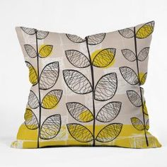 DENY Designs Home Accessories | designed by Rachael Taylor 50s Inspired Throw Pillow