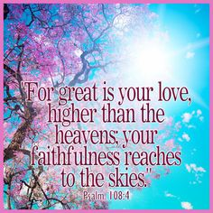 Psalm 108:4