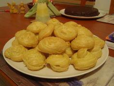 karamelové větrníky :: domácí kuchařka Dairy, Cheese, Food, Essen, Meals, Yemek, Eten