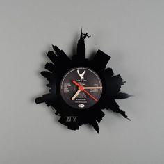 Vinyl Clock By Pavel Sidorenko Part 2