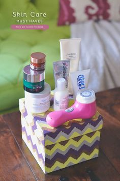skin-care_routine - Advice from a 20 Something