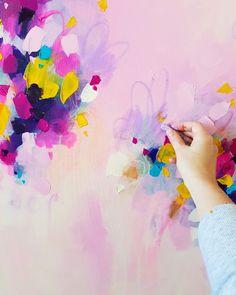 Modern Art, Original Paintings, Pin Up, Abstract Art, Art Pieces, Art Gallery, Hand Painted, Wall Art, The Originals