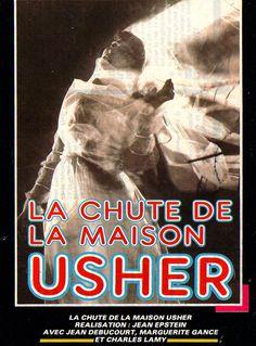La Chute de la maison Usher (Jean Epstein, 1928)