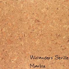 Wicanders Seville, Marble cork flooring.