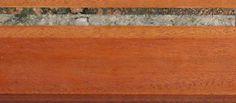 chair rail molding Verde Fuoco--Costa Esmerelda