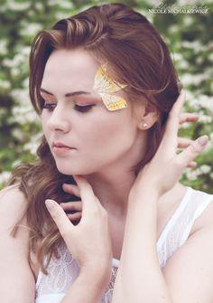 Foto: Nicole Michalkiewicz Photography Modelka: Paulina Turlińska Make-up: Karolina Piaseczna