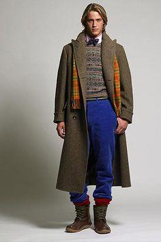 "Gypsy Living Traveling In Style| Serafini Amelia| Gypsy Traveler| ""Leading Man""| Polo Ralph Lauren | also pinned on-Dapper Male Fashion"