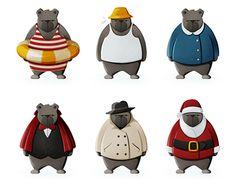 Love the Bear v2 http://be.net/gallery/47552667/Love-the-Bear-v2