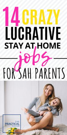Stay at home parents can still make extra money and that's true using these side hustles that pay really well. These legit work from home jo. Earn Money From Home, Make More Money, Extra Money, Legit Work From Home, Work From Home Tips, Stay At Home Mom, Saving For College, Saving For Retirement, Leaving Home