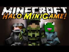 Minecraft Mini-Game : HALO! - http://software.artpimp.biz/games/minecraft-mini-game-halo/