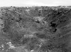 The Crater Resulting from the Braamfontein Dynamite Explosion | Flickr - Photo Sharing!