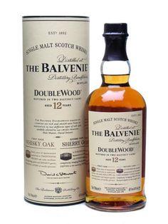 Buy Balvenie 12yr old Double Wood Malt 40%, 700ml at just NZD125.99 from Liquor Mart.