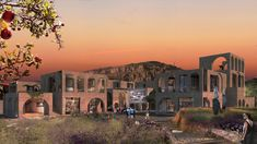 Cappadocia architectural projects, please visit our page to view project details and photos. Geothermal Energy, Underground Cities, Walking Paths, Early Christian, Cappadocia, Design Strategy, Classical Architecture, Ecology, Tourism