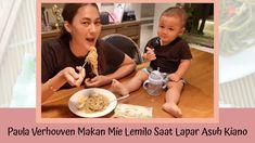 Paula Verhoeven Makan Mie Lemonilo Saat Lapar Asuh Kiano Blog, Blogging