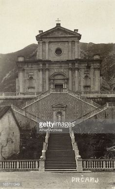03-05 The Church of Our Lady in Prcanj, Croatia, by the... #prcanj: 03-05 The Church of Our Lady in Prcanj, Croatia, by the… #prcanj