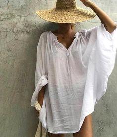 d69e09f47e 37 Best White beach dresses images | Summer dresses, Dress skirt ...