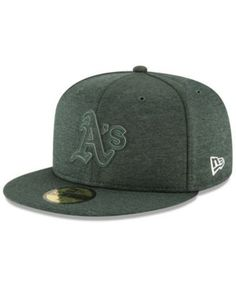 New Era Oakland Athletics Clubhouse 59Fifty Fitted Cap - Green 7 3/8