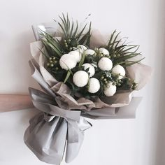 퐁퐁소국꽃다발 : 라비에벨