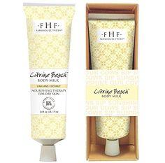 FarmHouse Fresh Citrine Beach Body Milk Hand Cream 24 Ounce ** Click on the image for additional details.