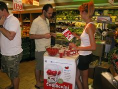 Tomaccini Campaign in AB VASILOPOULOS stores