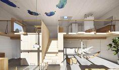 15 LOFT IN DER SCHEUNE | GEORG BECHTER ARCHITEKTUR + DESIGN