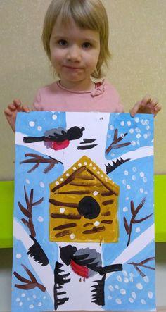 Art Attack Ideas, Cute Kids Crafts, Winter Project, Winter Art, Craft Activities, Winter Christmas, Art Lessons, Art For Kids, Art Projects