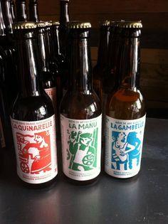 Bière artisanale locale AB