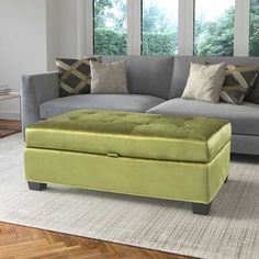 LAD-144-O - Ottomans - Living Room - Products