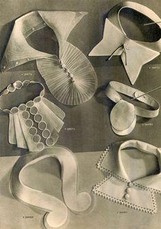 1930s collars