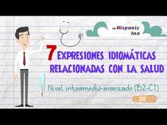 7 Expresiones Idiomáticas relacionadas con la salud. Nivel Intermedio-Avanzado