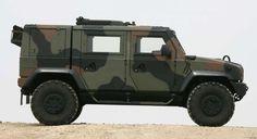 Iveco LMV 'Lince': el vehículo que salva la vida a los soldados españoles
