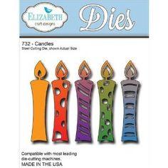 Elizabeth Craft Design Stanzer Candles