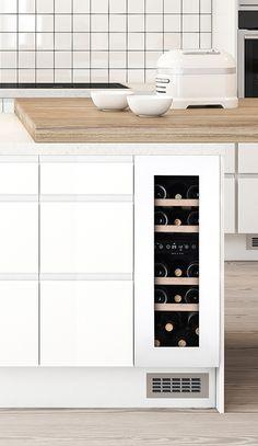 Like space for small wine fridge Kitchen Pantry Design, New Kitchen, Kitchen Decor, Sorority Canvas, Sorority Paddles, Sorority Crafts, Sorority Recruitment, Wine Cabinets, Wine Fridge