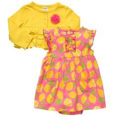 2-Piece Bodysuit Dress Set