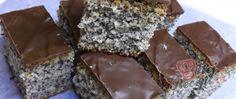 Recept Hrnkový makový koláč bez použití mixéru Cooking, Food, German Recipes, Super, Yogurt, Quick Cake, Simple Cooking Recipes, Kitchen, Essen