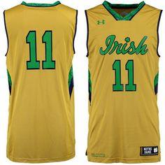 Buy authentic Notre Dame Fighting Irish merchandise. Go IrishMarch  MadnessBasketball JerseyCollege BasketballNotre Dame GearUnder ArmourGearsTeam  ... 7d45db76f