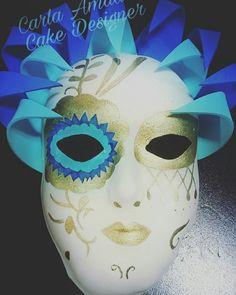 Máscara de açúcar decoração para bolos