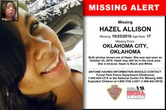 60 Best OKLAHOMA MISSING PERSONS 2016 images | Kids poster