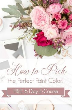 3 Quick Tips to Pick the Perfect Paint Color for Your Home! - Happily Ever After Etc. 3 Quick Tips to Pick Diy Resin Projects, Diy Resin Art, Diy Resin Crafts, Neutral Gray Paint, Grey Paint Colors, Most Popular Paint Colors, Christmas Wreaths, Christmas Decorations, Resin Tutorial